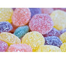 Jelly Tots Photographic Print