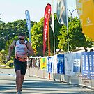 Kingscliff Triathlon 2011 Finish line B5974 by Gavin Lardner