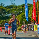 Kingscliff Triathlon 2011 Finish line B6120 by Gavin Lardner