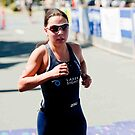Kingscliff Triathlon 2011 Finish line B6190 by Gavin Lardner