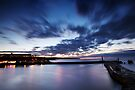 Whitby Harbour, A Last Hurrah by Andy F