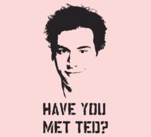 Have you met Ted? Kids Clothes