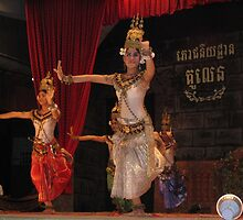 Beautiful dancing by machka