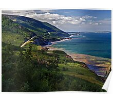 Cape Breton Highlands Poster