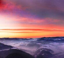 View of the Tatras by RobertoRybak