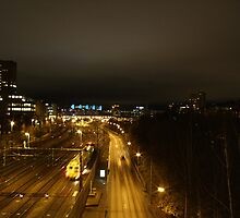 Urban Night by rhulth