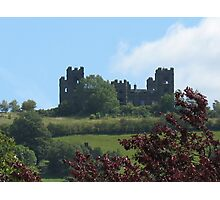 Riber Castle Photographic Print