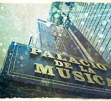 Movie theatre in Madrid by anjafreak