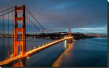 """Chrysopylae"" - Golden Gate by Josh220"