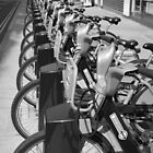 I love to ride my bicycle - London UK by TeresaMiddleton