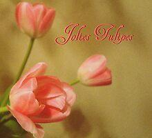 Pretty Tulips by Kathy Bucari