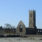 Claregalway Abbey by Simone Kelly