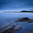 Twilight Aproaching Breck Ness III by Christopher Thomson