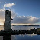 Ballycurrin Lighthouse by Simone Kelly