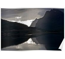 7 ★★★★★.Lofoten Magic landscape. . by Brown Sugar . Views (358) Thx! Poster