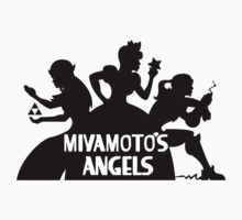 Miyamoto's Angels Kids Clothes