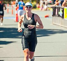 Kingscliff Triathlon 2011 Finish line B6363 by Gavin Lardner