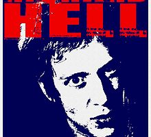 RICHARD HELL by OTIS PORRITT