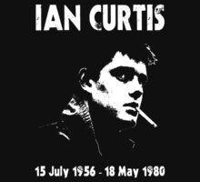 Ian Kevin Curtis by OTIS PORRITT