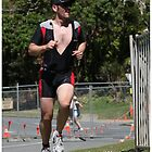 Kingscliff Triathlon 2011 Run leg P005 by Gavin Lardner