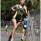 Kingscliff Triathlon 2011 Run leg P009 by Gavin Lardner