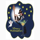 Halloween Party T-Shirt (602 Views) by aldona
