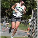 Kingscliff Triathlon 2011 Run leg P083 by Gavin Lardner