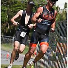 Kingscliff Triathlon 2011 Run leg P102 by Gavin Lardner