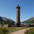 Glenfinnan - ground level by kalaryder