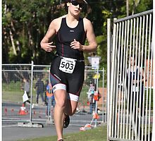 Kingscliff Triathlon 2011 Run leg P237 by Gavin Lardner