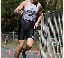 Kingscliff Triathlon 2011 Run leg P549 by Gavin Lardner