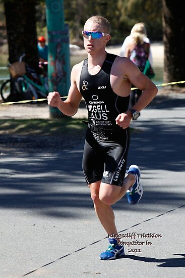 Kingscliff Triathlon 2011 Run leg C004 by Gavin Lardner
