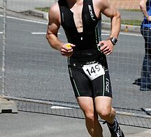 Kingscliff Triathlon 2011 Run leg C026 by Gavin Lardner