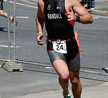 Kingscliff Triathlon 2011 Run leg C042 by Gavin Lardner