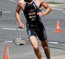 Kingscliff Triathlon 2011 Run leg C044 by Gavin Lardner