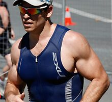 Kingscliff Triathlon 2011 Run leg C046 by Gavin Lardner