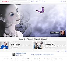 RB Home Page Feature 23.9.2011 by Adara Rosalie