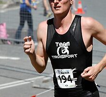 Kingscliff Triathlon 2011 Run leg C0131 by Gavin Lardner
