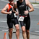 Kingscliff Triathlon 2011 Run leg C0139 by Gavin Lardner