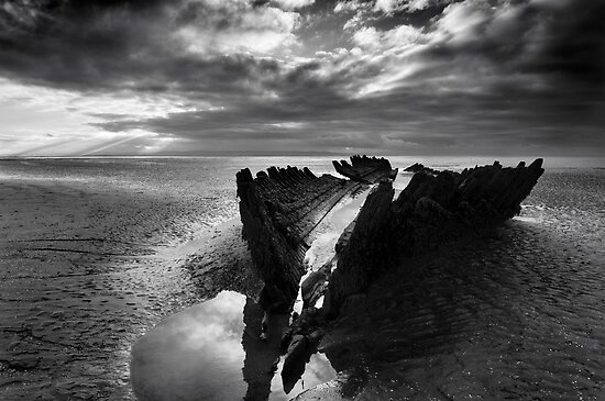 Wreck of the SS Nornen by Craig Joiner