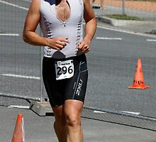 Kingscliff Triathlon 2011 Run leg C0188 by Gavin Lardner