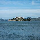 Alcatraz Island by Philip Kearney