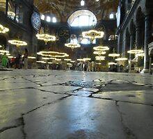 Santa Sofia by reflextions