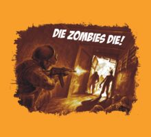 Die zombies die by monsterplanet