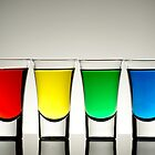 Shot Glasses by Mykhaylo Ryechkin