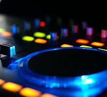 DJ Mixer by Mykhaylo Ryechkin