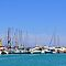 Marina: Port of Heraklion, Crete, Greece. by FER737NG