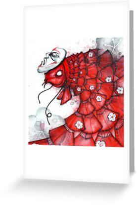 Fan Fish by Kaitlin Beckett
