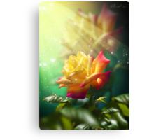 Juicy Rose Canvas Print