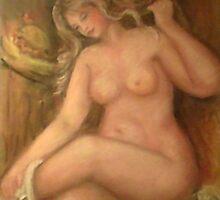 Auburn Beauty by jamie joy
